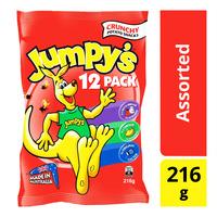 Jumpy's Crunchy Potato Snacks - Assorted