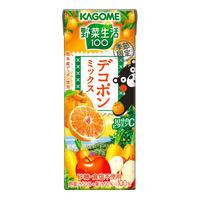 Kagome Packet Mixed Juice - Kumamoto Dekopon