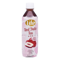 Life Bottle Drink - Red Date Tea (Taiwan)