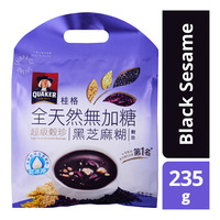 Quaker Super Herbs & Cereals Beverage - Black Sesame