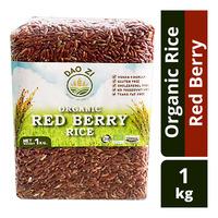 Dao Zi Organic Rice - Red Berry