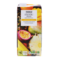 Tesco Juice From Concentrate - Exotic