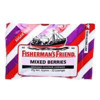 Fisherman's Friend Sugar Free Lozenges - Mixed Berries