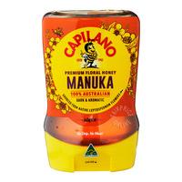 Capilano Manuka Honey - Dark & Aromatic