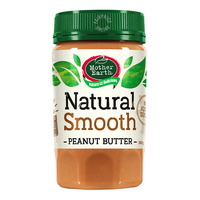 Mother Earth Natural Peanut Butter - Smooth