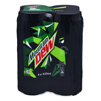 Mountain Dew Can Drink