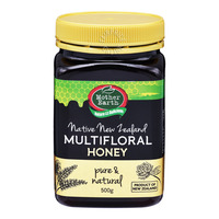Mother Earth New Zealand Multifloral Honey - Pure & Natural