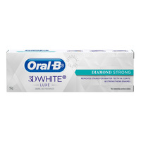 Oral-B 3D White Luxe Toothpaste - Diamond Strong