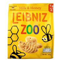 Bahlsen Leibniz Zoo Biscuits - Bees & Honey (Milk & Honey)