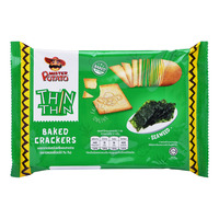 Mister Potato Thin Thin Baked Crackers - Seaweed