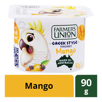 Farmers Union Greek Style Yoghurt - Mango