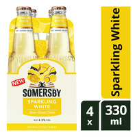 Somersby Bottle Cider - Sparkling White