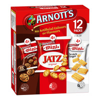 Arnott's Minis Biscuits - Assorted