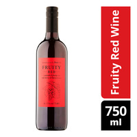 Tesco Fruity Red Wine