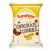 Sunshine Wholemeal Soft Bun - Chocolate & Cookies