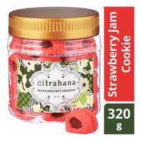 Citrahana Strawberry Jam Cookie