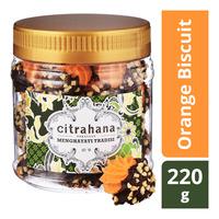 Citrahana Orange Biscuit