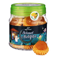Style Food Pineapple Tart - Mango