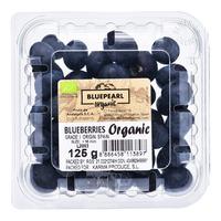 Bluepearl Organic Spain Blueberries