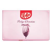 Nestle Kit Kat 4 Finger Chocolate Bar - Ruby Cocoa Beans