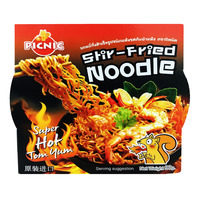 Picnic Stir-Fried Instant Noodle - Super Hot Tom Yum