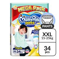 MamyPoko Extra Dry Skin Unisex Pants - XXL (15-25kg)