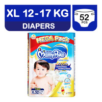 MamyPoko Extra Dry Skin Diapers - XL (12-17kg)