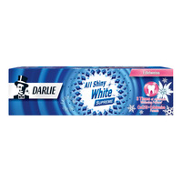 Darlie All Shiny White Supreme Toothpaste - Edelweiss