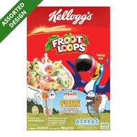 Kellogg's Cereal - Froot Loops + Free Spoon