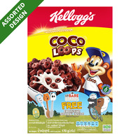 Kellogg's Cereal - Coco Loops + Free Spoon