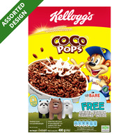 Kellogg's Cereal - Coco Pops + Free Figurine