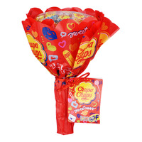Chupa Chups Lollipops - Flower Bouquet