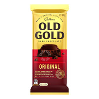 Cadbury Old Gold Dark Chocolate Bar - Original