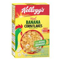 Kellogg's Cereal - Cornflakes (Banana)
