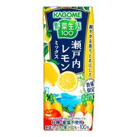 Kagome Packet Mixed Juice - Setouchi Lemon
