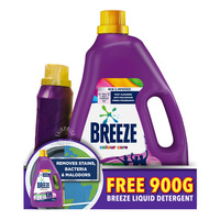 Breeze Liquid Detergent - Colour Care