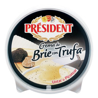 President Cheese - Brie with Truffles