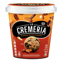 Nestle La Cremeria Ice Cream - Almond Pecan Passion