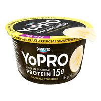 Danone YoPro Yoghurt - Banana