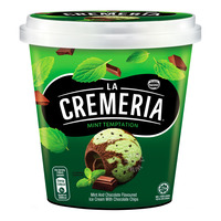 Nestle La Cremeria Ice Cream - Mint Chocolate Temptation
