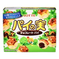 Lotte Pie No Mi Biscuits - Chocolate