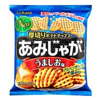 Tohato Potato Snacks - Salted