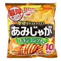 Tohato Potato Snacks - Chicken
