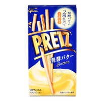 Glico Pretz Biscuit Sticks - Fermented Butter