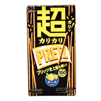 Glico Pretz Super Crispy Biscuit Sticks - Cheese
