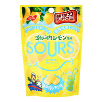Nobel Sours Gummy Candy - Lemon