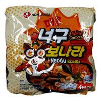 Nongshim Instant Noodle - Spicy Cabonara