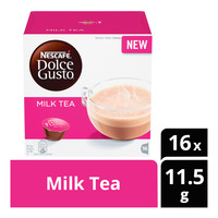 Nescafe Dolce Gusto Beverage Capsules - Milk Tea