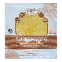 MEB Organic Wrap - Pumpkin, Sweet Potato & Turmeric