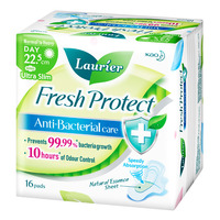 Laurier Fresh Protect Pads - NormalHeavyUltraSlim(22.5cm)